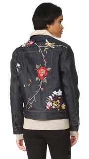 Джинсовый пиджак Dana Siwy