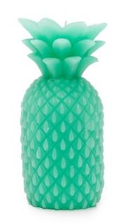 Большая свеча с ароматом ананаса Sunny Life