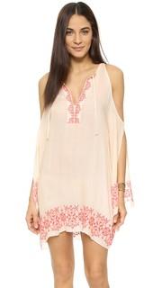 Пляжное платье Isabel с вышивкой Tt Beach