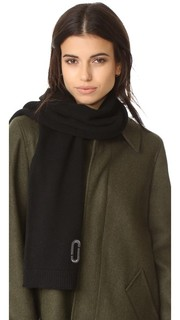Classic Cashmere Scarf Marc Jacobs