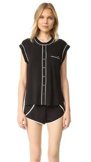 Полупрозрачная пижама Calvin Klein Underwear