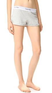 Современные хлопковые шорты Calvin Klein Underwear
