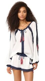 Блуза Giza в богемном стиле Anna Kosturova