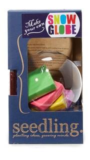 Набор для творчества «Сделай свой собственный снежный шар» Gift Boutique