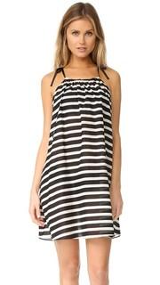 Пляжное платье в полоску Kate Spade New York