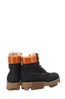 Кожаные ботинки TELDE Acne Studios