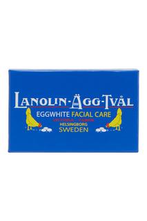 Мыло-маска для лица Lanolin-Agg-Tval 50gr Victoria Soap