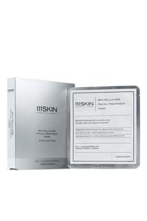 Маска для шеи и области декольте Lift Neck and Decolletage Treatment Mask 4шт. 111 Skin