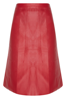 Кожаная юбка Edition 10