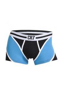 Хлопковые трусы-транки CR7