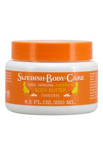 Масло для тела Shea-Honung-Hjortron «Морошка» 250ml Victoria Soap