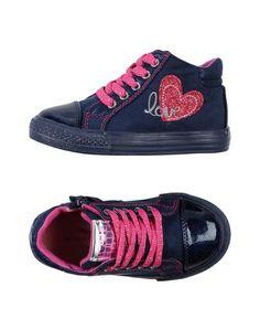 Высокие кеды и кроссовки Agatha Ruiz DE LA Prada
