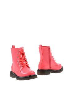 Полусапоги и высокие ботинки Billieblush