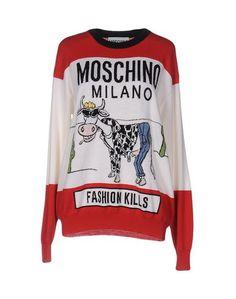 Свитер Moschino Couture