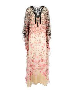Длинное платье Maria Coca
