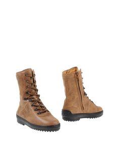 Полусапоги и высокие ботинки Tods Junior