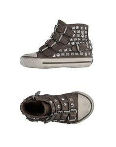 Низкие кеды и кроссовки ASH Kids