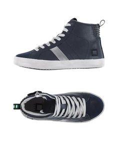 Высокие кеды и кроссовки D.A.T.E. Kids