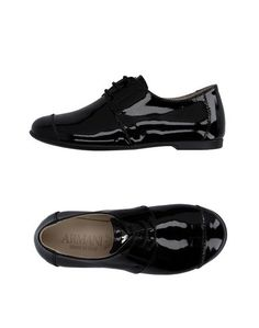 Обувь на шнурках Armani Junior