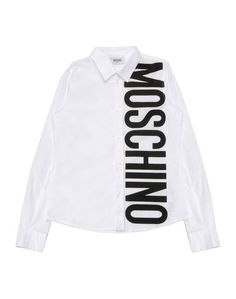 Pубашка Moschino Teen