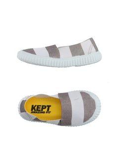 Низкие кеды и кроссовки Kept®