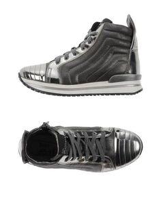 Высокие кеды и кроссовки John Galliano