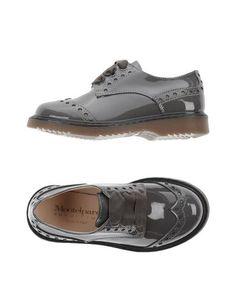 Обувь на шнурках Montelpare Tradition