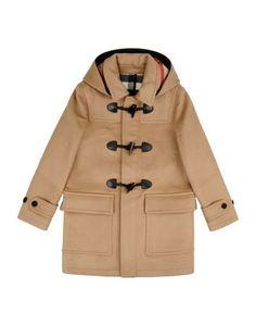 Пальто Burberry Children
