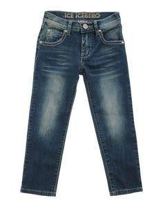Джинсовые брюки ICE Iceberg Junior