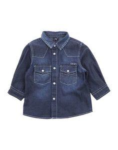 Джинсовая рубашка U+E
