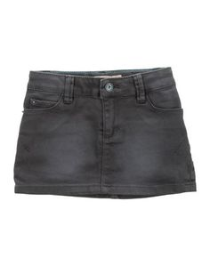 Джинсовая юбка LE Petit Marcel