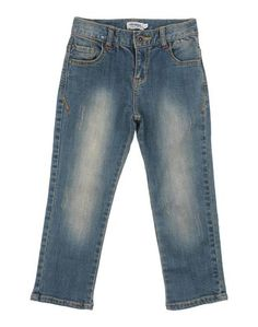 Джинсовые брюки Olimpias