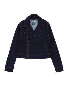 Джинсовая верхняя одежда Junior Gaultier