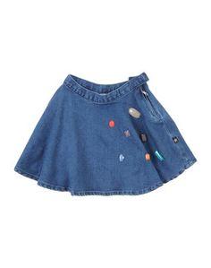 Джинсовая юбка Molo