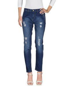 Джинсовые брюки Re Hash