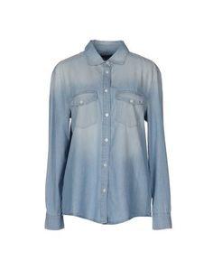 Джинсовая рубашка Gant