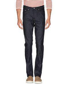 Джинсовые брюки Woodwood