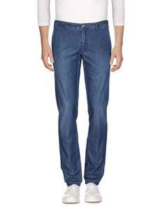 Джинсовые брюки Domenico Tagliente