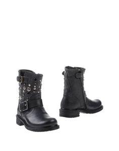 Полусапоги и высокие ботинки Miss Grant