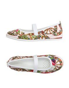 Балетки Dolce & Gabbana