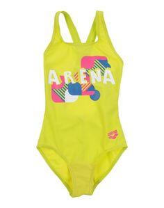 Слитный купальник Arena