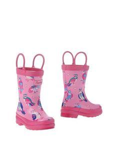 Полусапоги и высокие ботинки Hatley