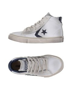 Высокие кеды и кроссовки Converse Cons
