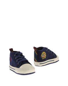 Обувь для новорожденных Ralph Lauren