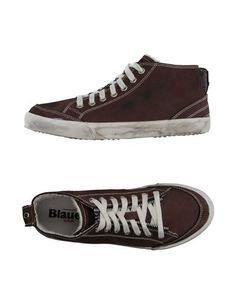 Высокие кеды и кроссовки Blauer