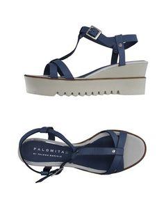 Сандалии Palomitas BY Paloma BarcelÓ
