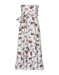 Платье длиной 3/4 Mariuccia