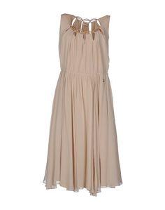 Платье длиной 3/4 Galliano
