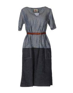 Платье до колена ROŸ Rogers