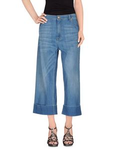 Джинсовые брюки-капри Re Hash